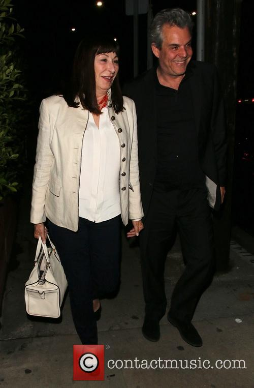 Anjelica Huston and Danny Huston 6