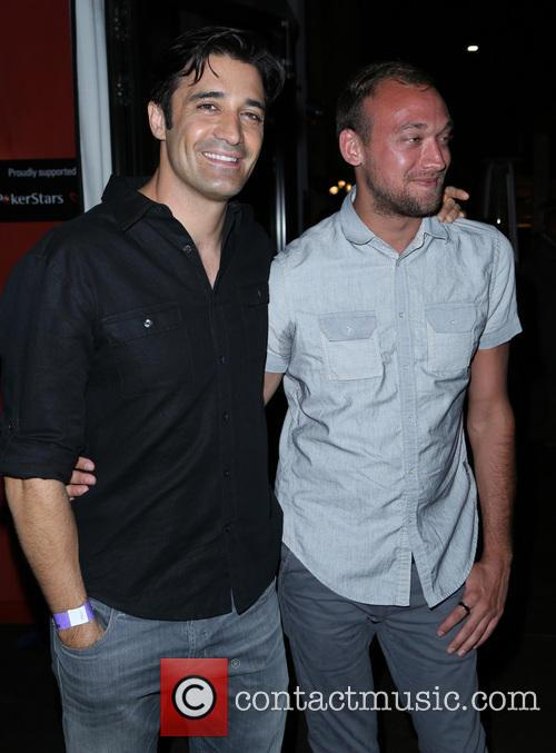 Gilles Marini and Shae Savin 3