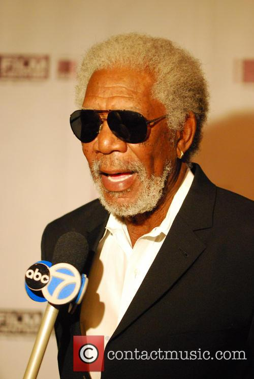 Morgan Freeman 10