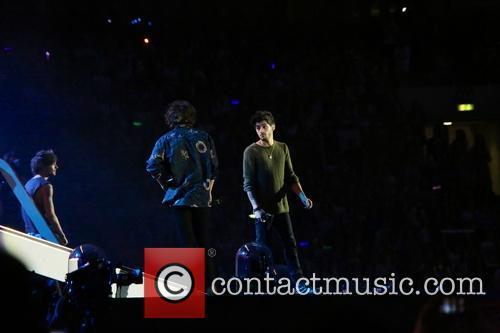 Louis Tomlinson, Harry Styles and Zayn Malik 2