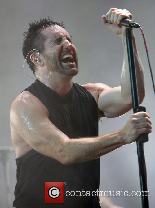 Trent Reznor and Nine Inch Nails 4