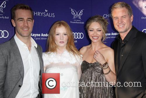 James Van Der Beek, Kimberly Brook, Rebecca Gayheart-dane and Eric Dane 2