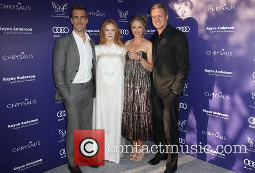 James Van Der Beek, Kimberly Brook, Rebecca Gayheart-dane and Eric Dane 9