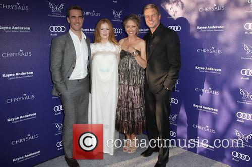 James Van Der Beek, Kimberly Brook, Rebecca Gayheart-dane and Eric Dane 11