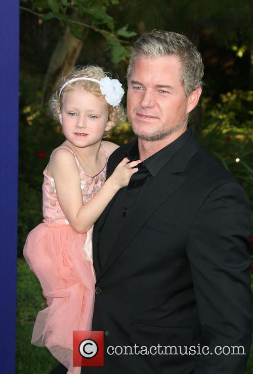 Eric Dane and His Daughter Billie Beatrice 10