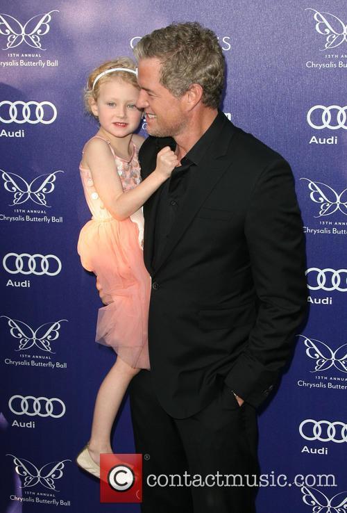 Eric Dane and His Daughter Billie Beatrice 11