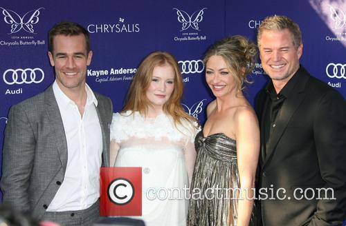 James Van Der Beek, Kimberly Brook, Rebecca Gayheart-Dane and Eric Dane 2
