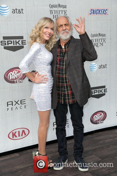 Shelby Chong, Tommy Chong, Sony Pictures Studios