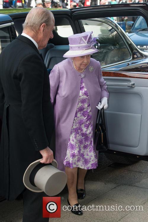 Prince Philip, The Duke Of Edinburgh, The Queen and Queen Elizabeth Ii 3