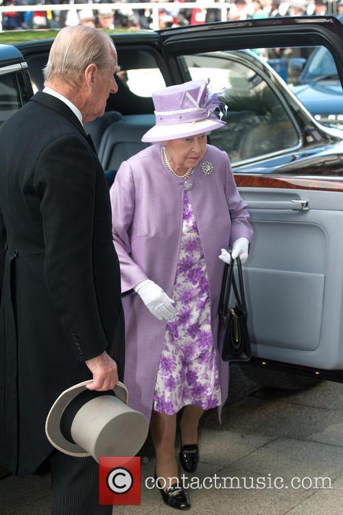 Prince Philip, The Duke Of Edinburgh, The Queen and Queen Elizabeth Ii 7