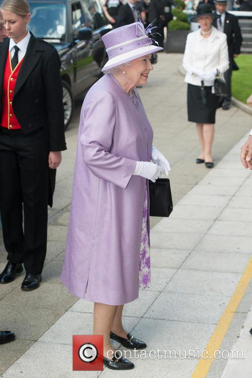 The Queen and Queen Elizabeth Ii