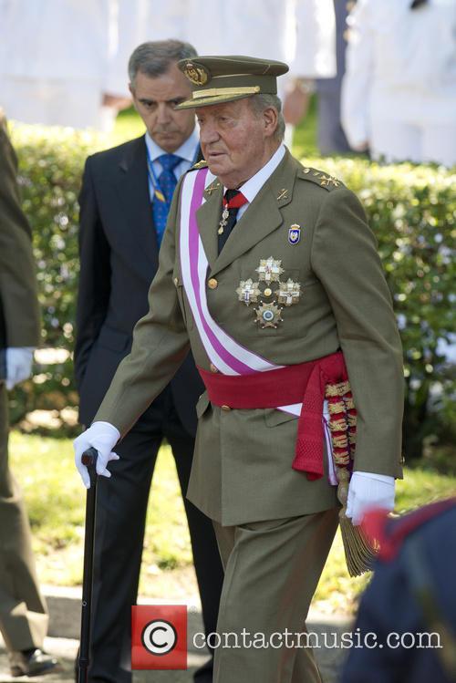 King Juan Carlos 2