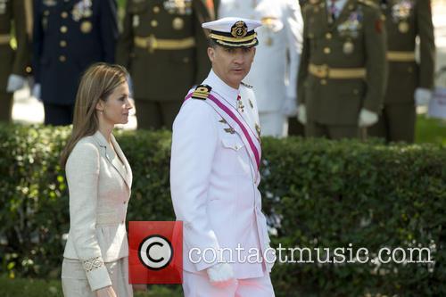 Princess Letizia Prince Felipe Queen Sofia 4