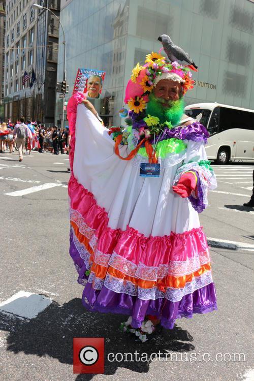 Puerto Rican Day Parade 6