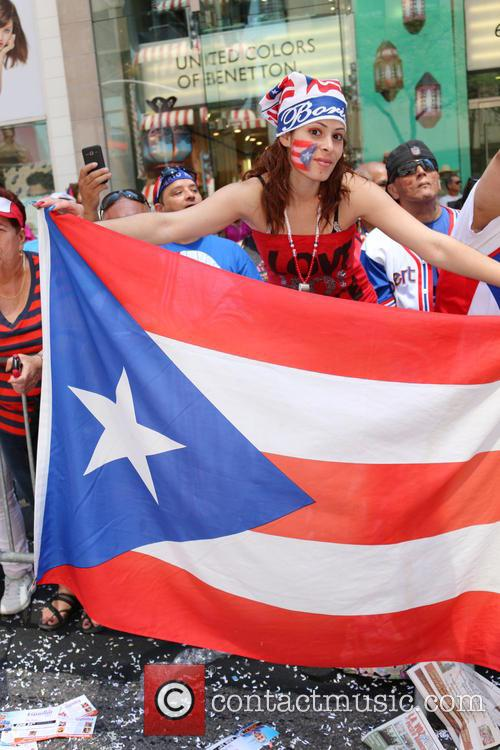Puerto Rican Day Parade 7