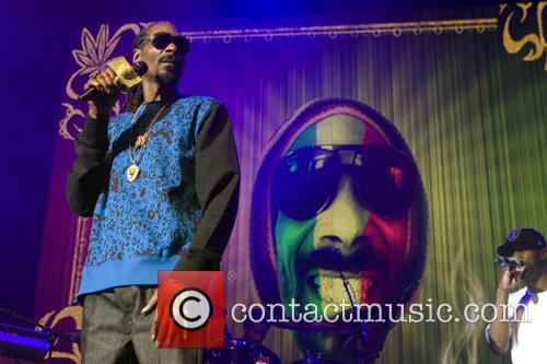 Snoop Dogg, Calvin Broadus and Jr. 2