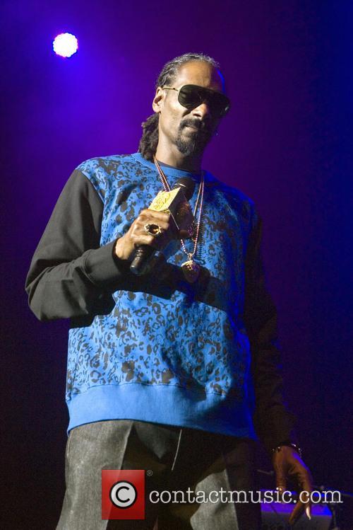 Snoop Dogg, Calvin Broadus and Jr. 3