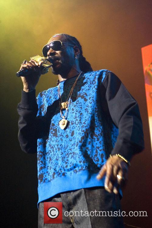 Snoop Dogg, Calvin Broadus and Jr. 10