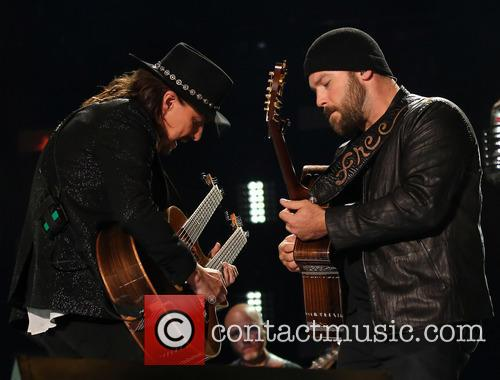 Richie Sambora and Zac Brown Band