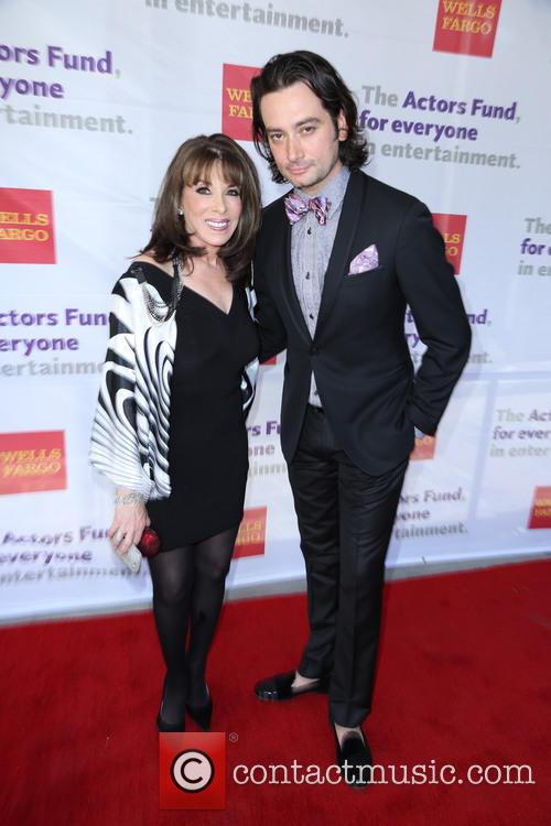 Kate Linder and Constantine Maroulis 2