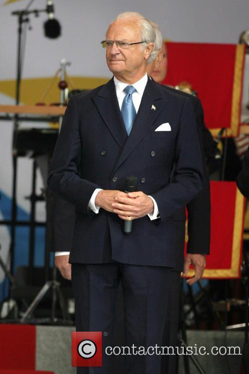 King Karl Gustav Of Sweden 3