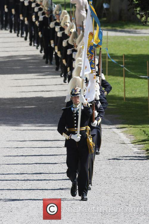 Princess Leonore's Royal Christening in Sweden