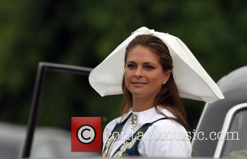 Princess Madeleine Of Sweden 2