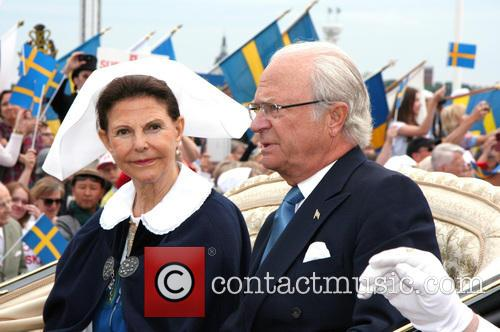 Queen Silvia and King Karl Gustav Of Sweden 7
