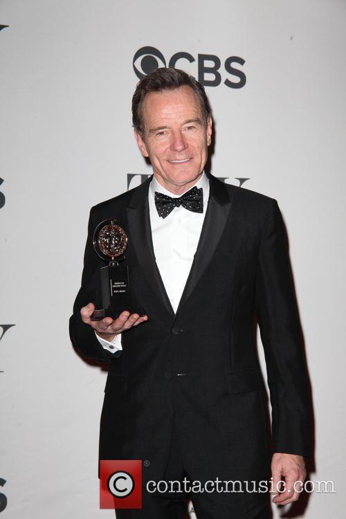 Bryan Cranston, Tony Awards