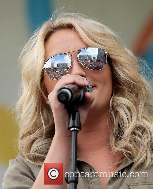 Jamie Lynn Spears, Bud Light Stage Bridgestone Arena