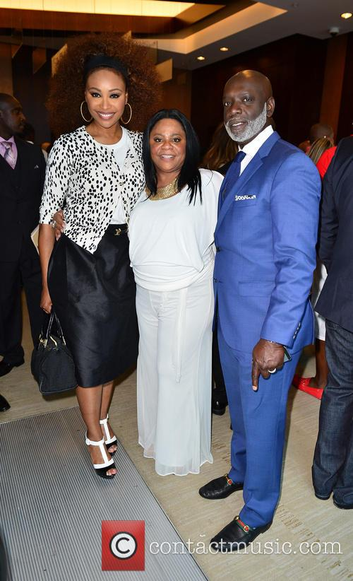 Cynthia Bailey, Judith Joseph and Peter Thomas