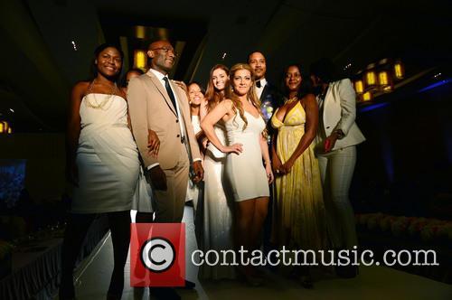 Lydia Hearst, Jean Raymond Alexandre, Brian J White, JW Marriott Marquis