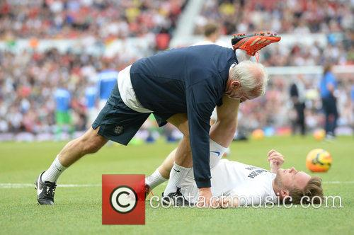 Olly Murs and Peter Reid 7