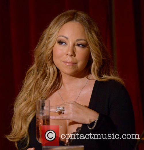 Mariah Carey announces her new Go N'Syde bottle...