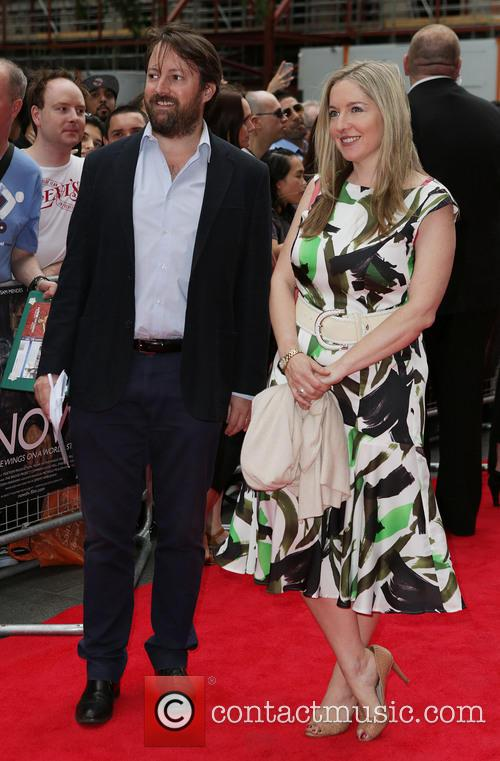 David Mitchell and Victoria Coren Mitchell 3