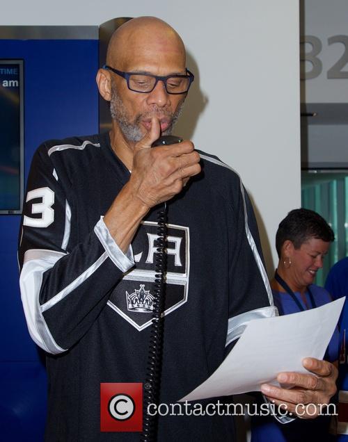 Kareem Abdul-Jabbar 6