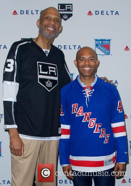 Kareem Abdul-jabbar and Mariano Rivera 9