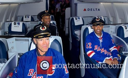 Kareem Abdul-jabbar, Mark Messier and Mariano Rivera 11