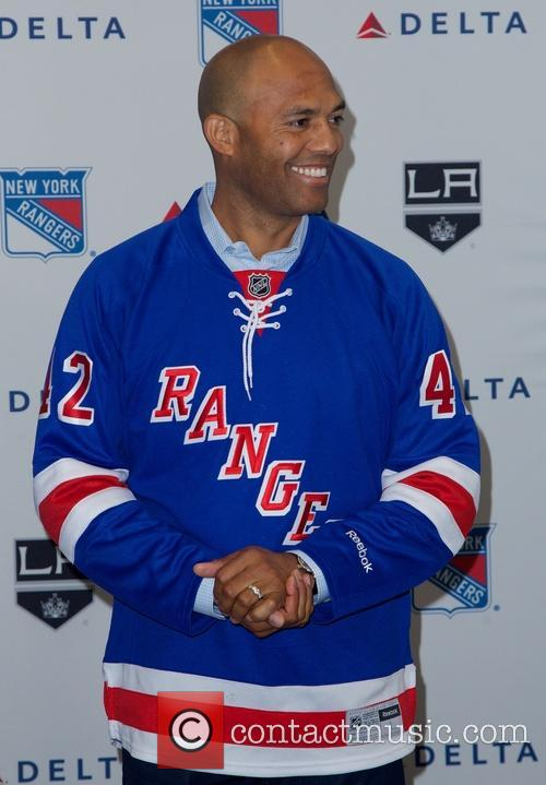 Delta celebrates the New York Rangers vs. Los...