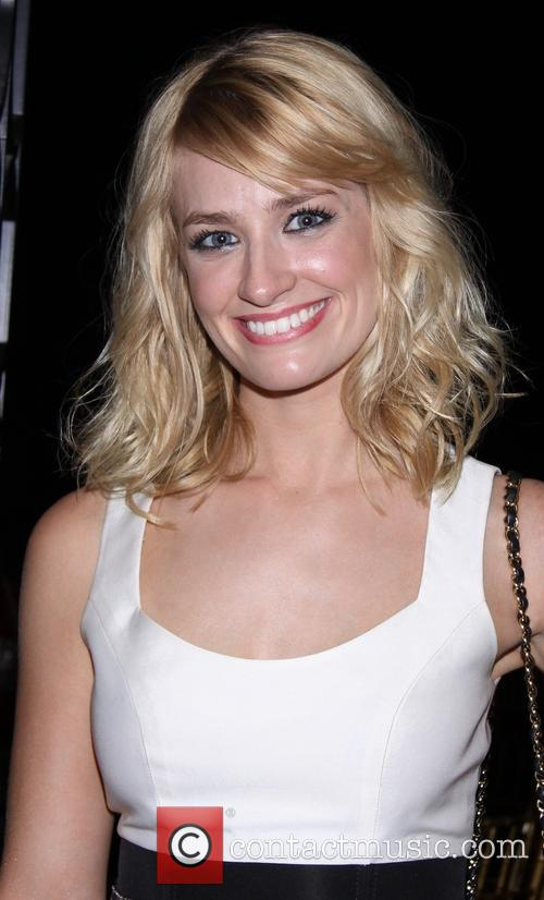 Beth Behrs, The Plaza Hotel,, Tony Awards