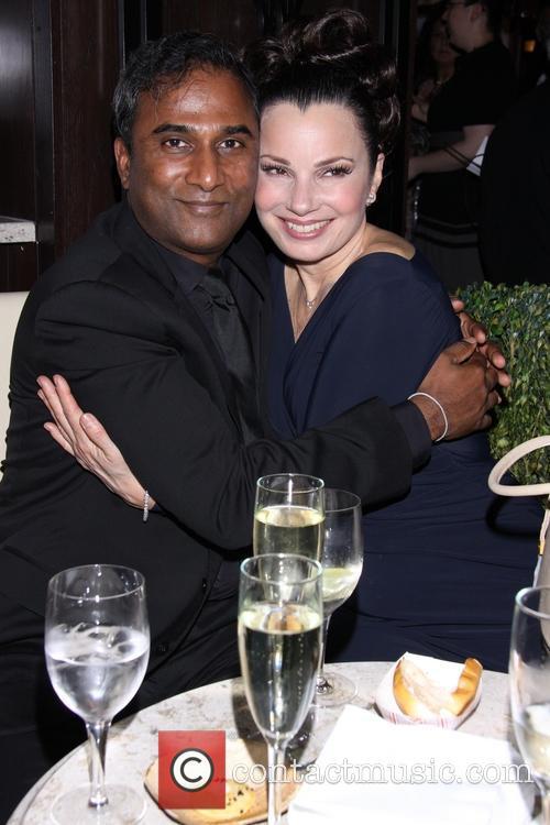 Shiva Ayyadurai and Fran Drescher 2