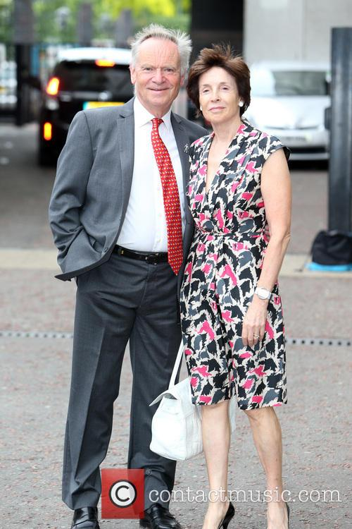 Jeffrey Archer and Wife 4