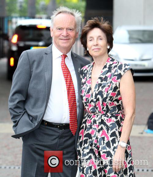 Jeffrey Archer, wife