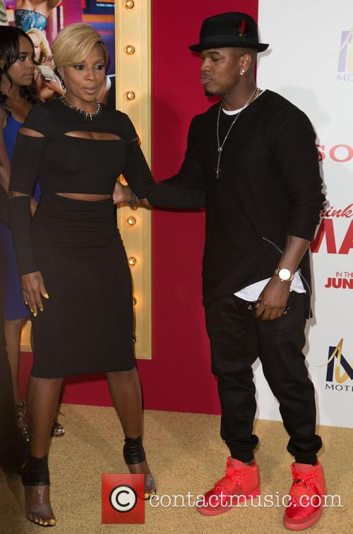 Mary J. Blige and Ne-yo 5