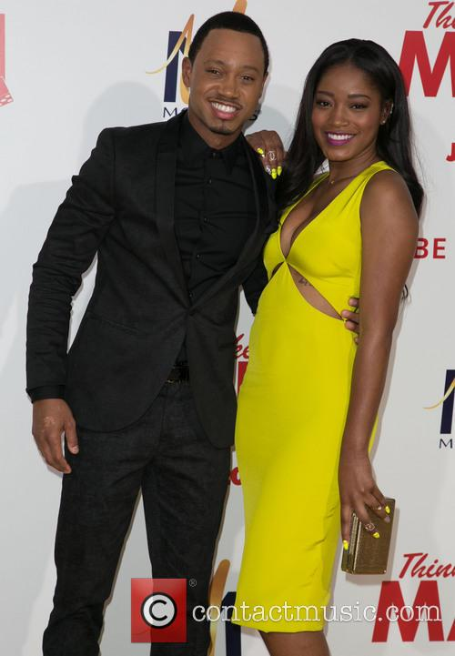 Terrence Jenkins and Keke Palmer 2