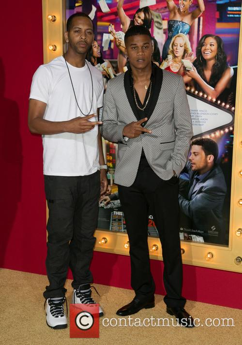 Guest and Cory Hardrict 3