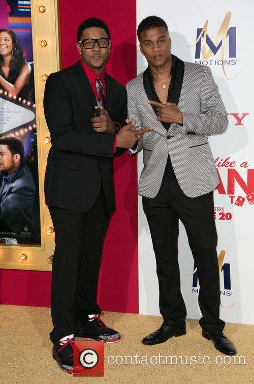 Guest and Cory Hardrict 4