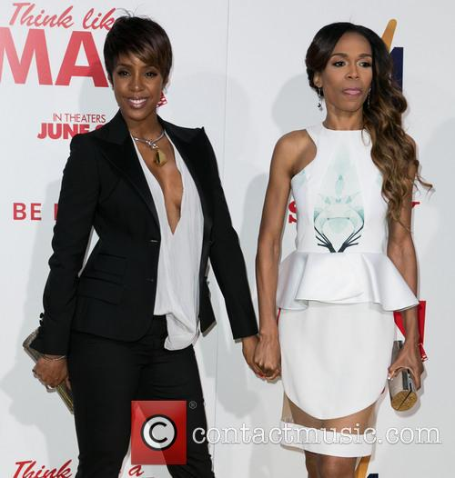Kelly Rowland and Michelle Williams 1