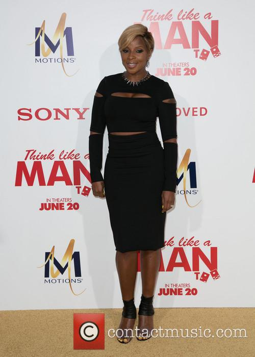 Mary J. Blige, TCL Chinese Theater