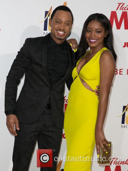 Terrence Jenkins and Keke Palmer 1